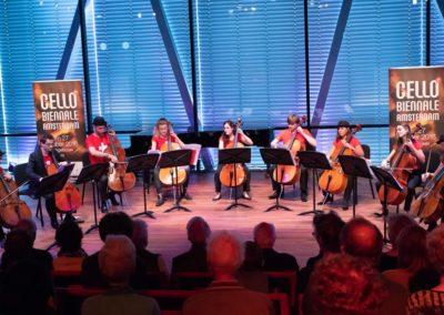 swiss cellists
